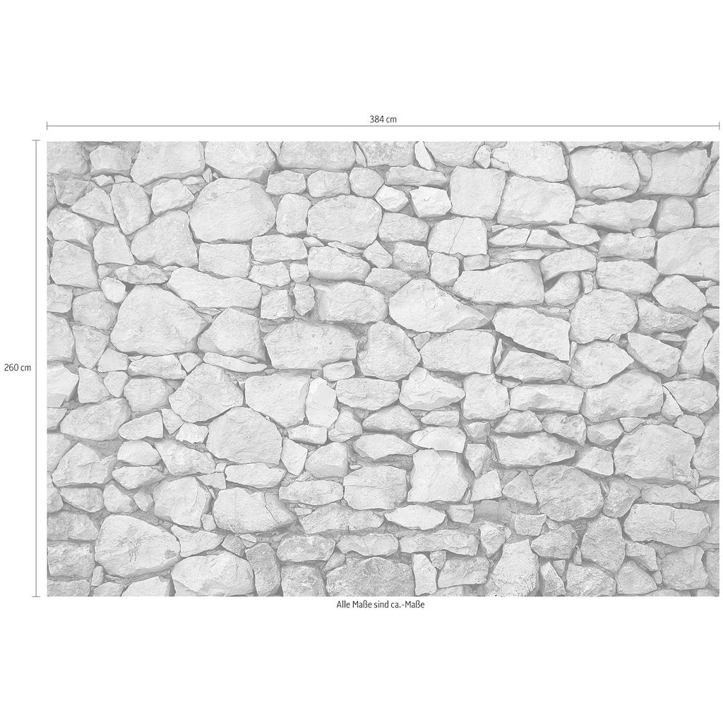 Wall-Art Vliestapete »Mauer 01«