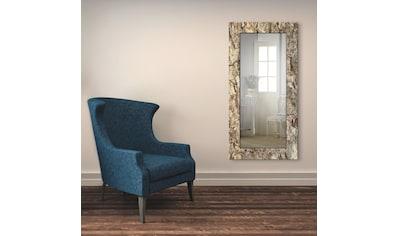 Artland Wandspiegel »Baumrinde«, gerahmter Ganzkörperspiegel mit Motivrahmen, geeignet... kaufen