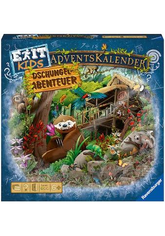 Ravensburger Adventskalender »EXIT kids«, ab 6 Jahren, Made in Europe kaufen