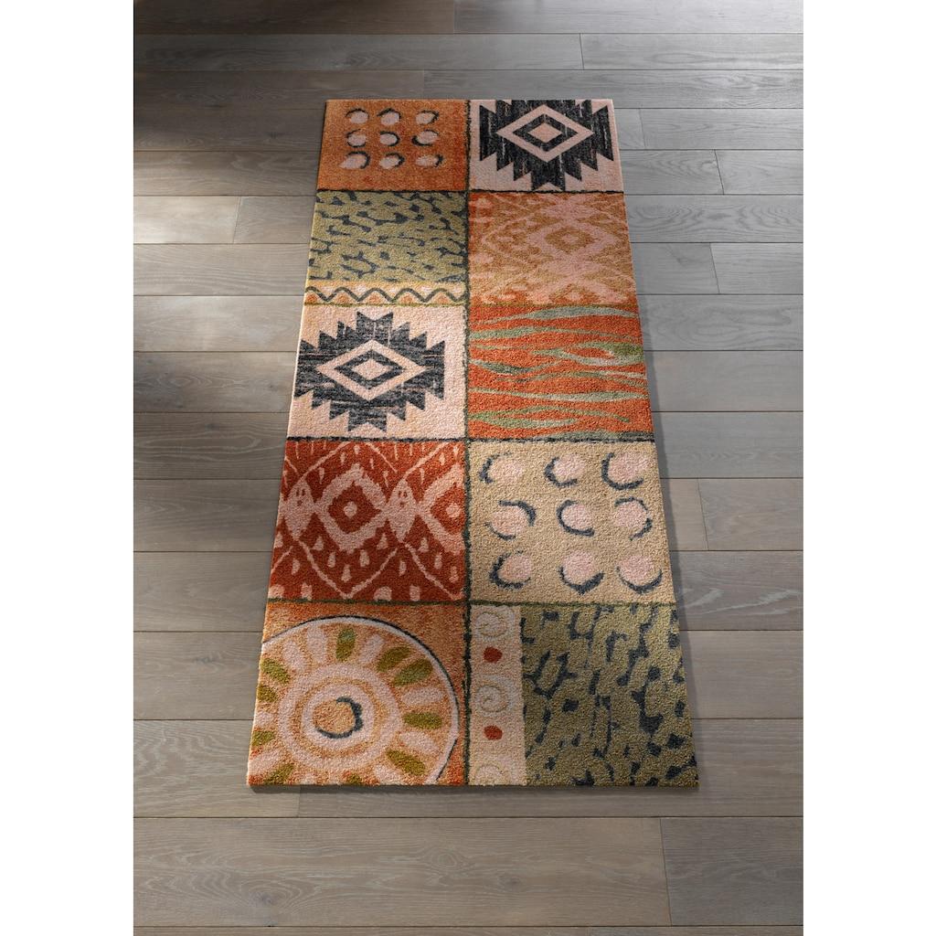 Fußmatte AFRICAPATCH 5 Gr.Ka ohne Gummirand, waschbar