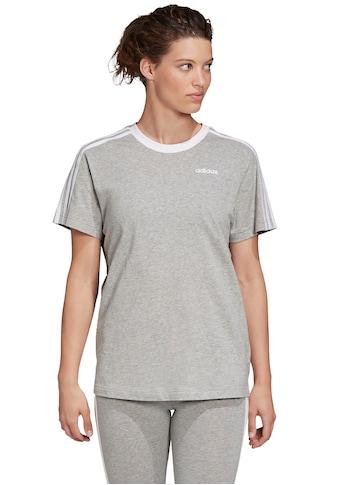 adidas Performance T-Shirt »3STRIPES ESSENTIALS BOYFRIEND TEE« kaufen