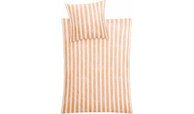 Kleine Wolke Bettwäsche »Stripe«, mit Streifen kaufen