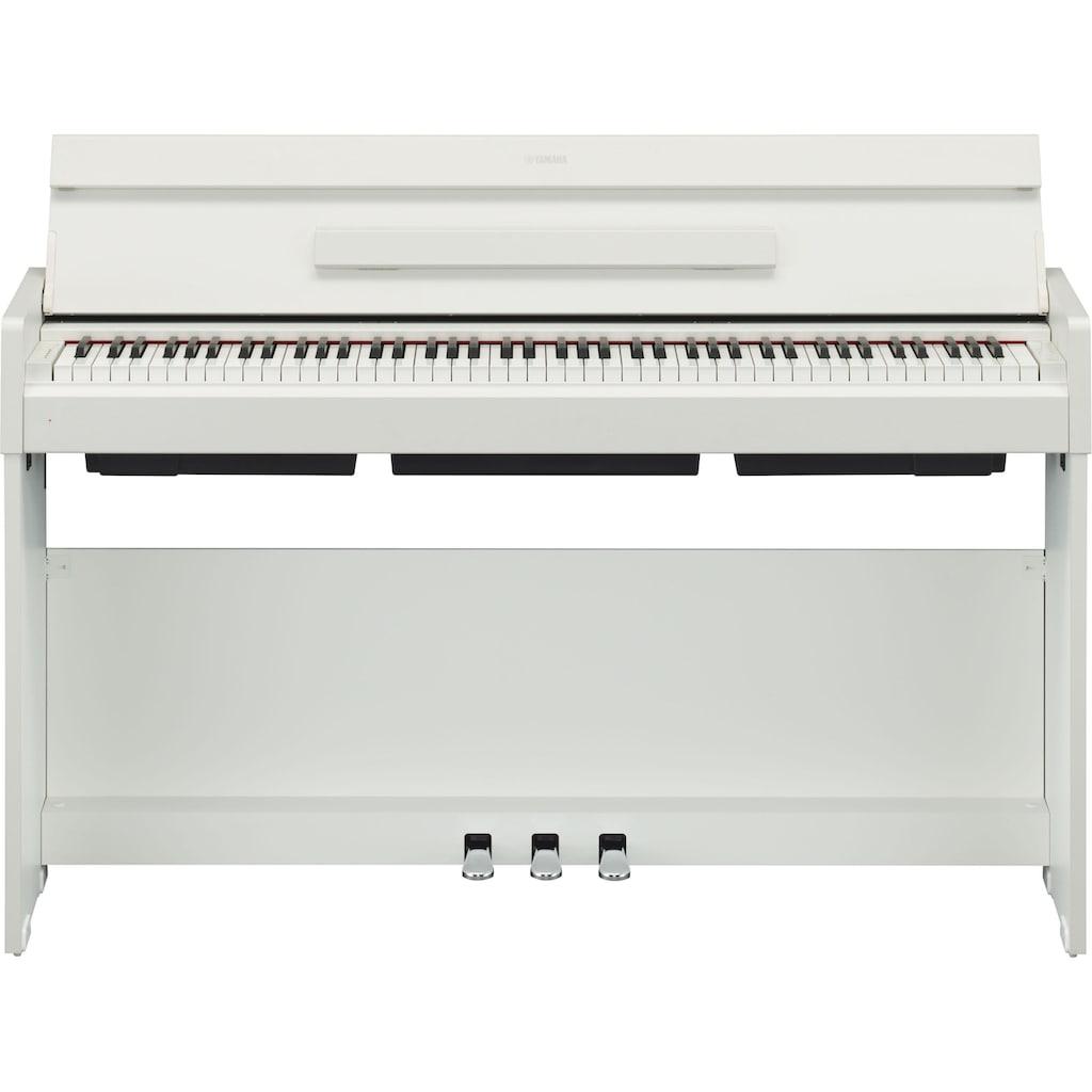 Yamaha Digitalpiano »YDPS34WH«, automatische Klanganpassung durch Intelligent Acoustic Control und Acoustic Optimizer