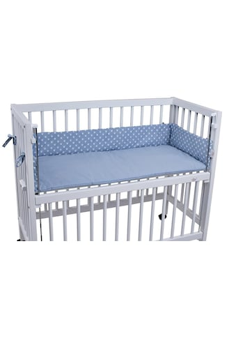 """tiSsi® Bettnestchen """"Kronen blau"""" kaufen"""