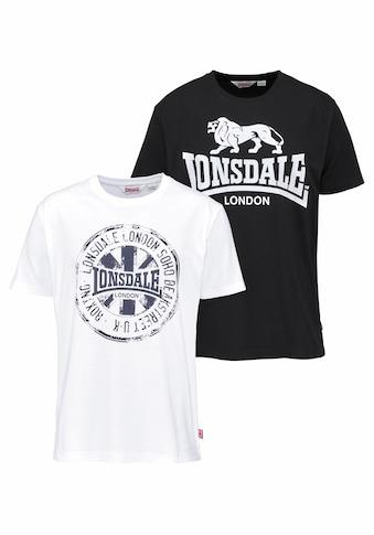 Lonsdale T-Shirt »DILDAWN« kaufen