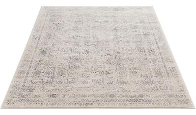 Sehrazat Teppich »Montana 3716«, rechteckig, 8 mm Höhe, Kurzflor, Vintage Design,... kaufen