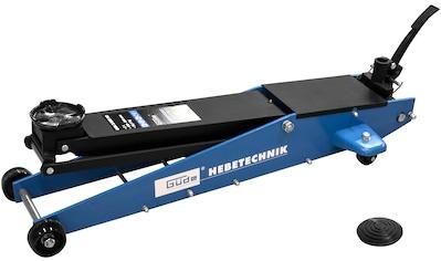 GÜDE Rangierwagenheber »GRH 2/800 HD«, bis 2000 kg kaufen