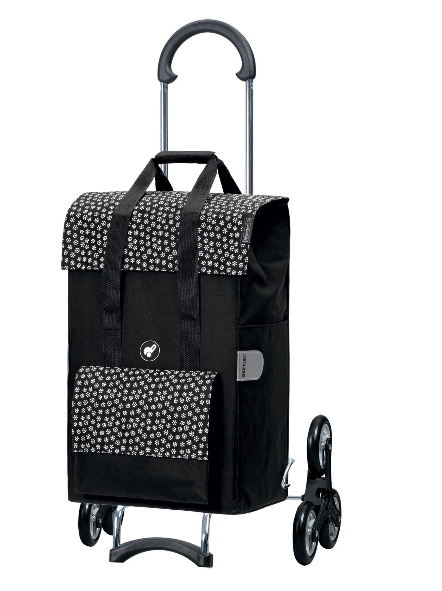 Andersen Einkaufstrolley Treppensteiger Scala Shopper Jara, MADE IN GERMANY, 51 Liter | Taschen > Handtaschen > Einkaufstasche | Andersen