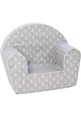Knorrtoys® Sessel »Maritim Grey«, Made in Europe kaufen