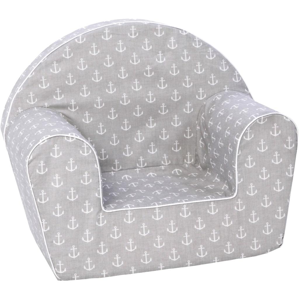 Knorrtoys® Sessel »Maritim grey«, Made in Europe