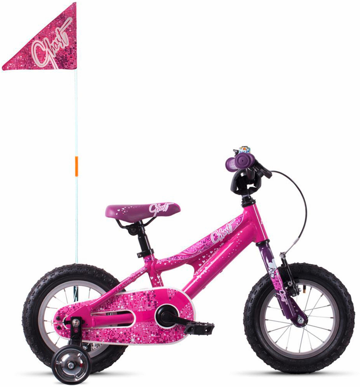 Ghost Kinderfahrrad POWERKID AL 12 K lila Kinder Kinderfahrräder Fahrräder Zubehör Fahrrad