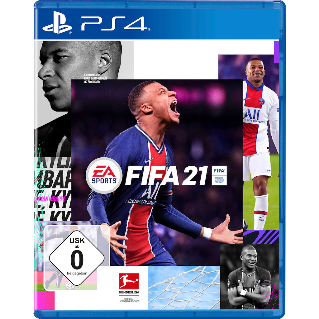 Electronic Arts Spiel »FIFA 21«, PlayStation 4