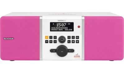 TechniSat Digitalradio (DAB+) »DIGITRADIO 305 Stereo«, ( Digitalradio (DAB+)-UKW mit RDS ), Schlagerparadies-Edition kaufen