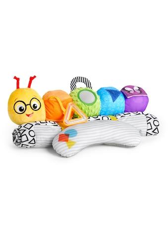 Baby Einstein Krabbeldecke »Baby Einstein, 3-in-1 Spieldecke Raupe To-Go«, mit Kissen... kaufen