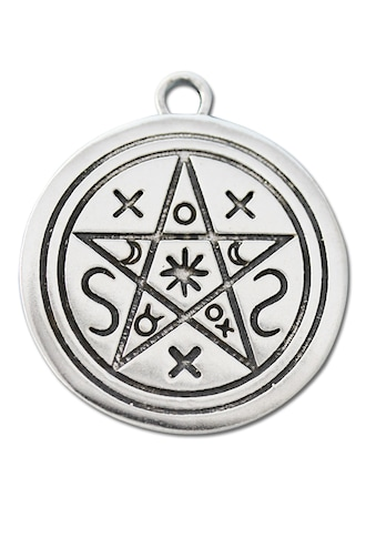 Adelia´s Amulett »Siegel der Hexerei (versilbert)« kaufen