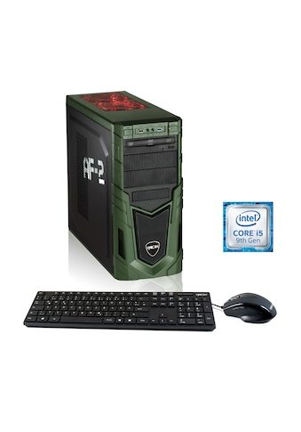 Hyrican »Military 6366« Gaming - PC (Intel, Core i5, GTX 1660 Ti) kaufen