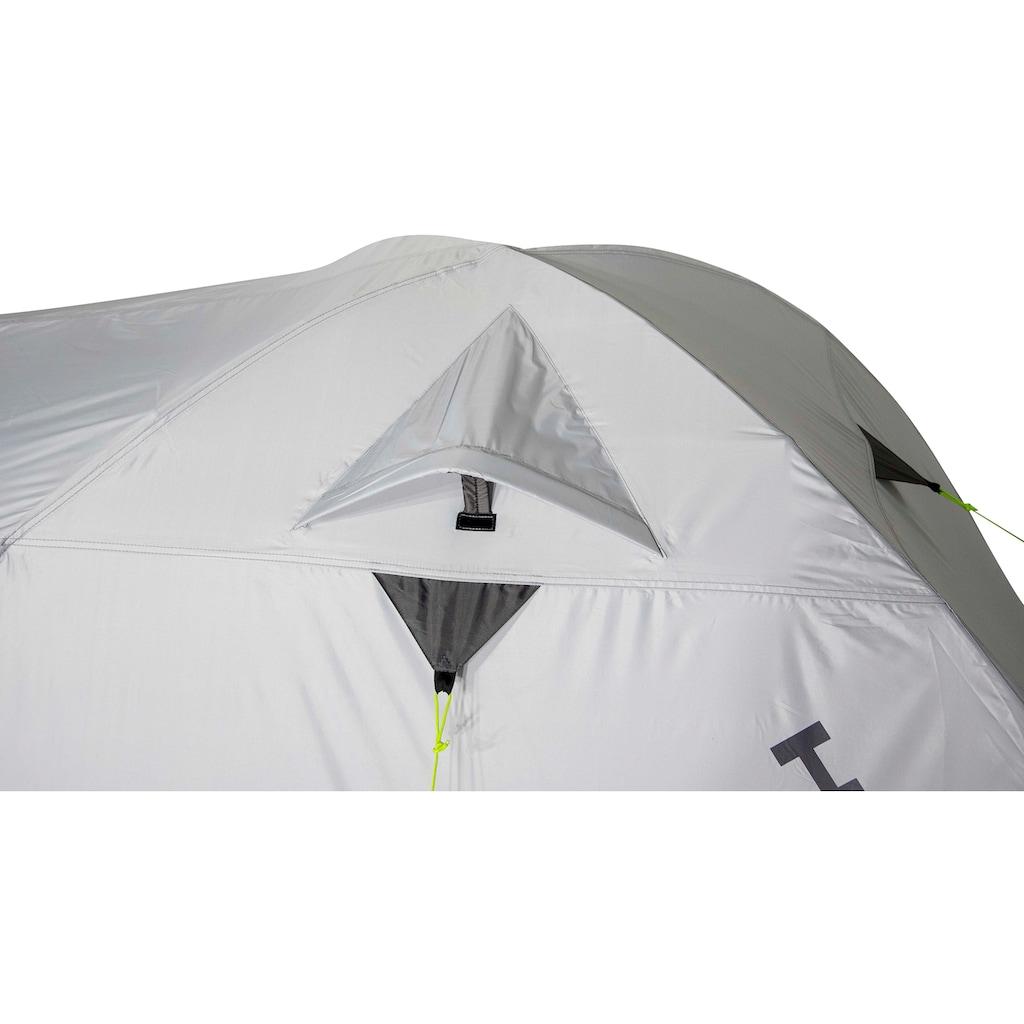 High Peak Kuppelzelt »Zelt Kira 5.0«, 5 Personen, (mit Transporttasche)