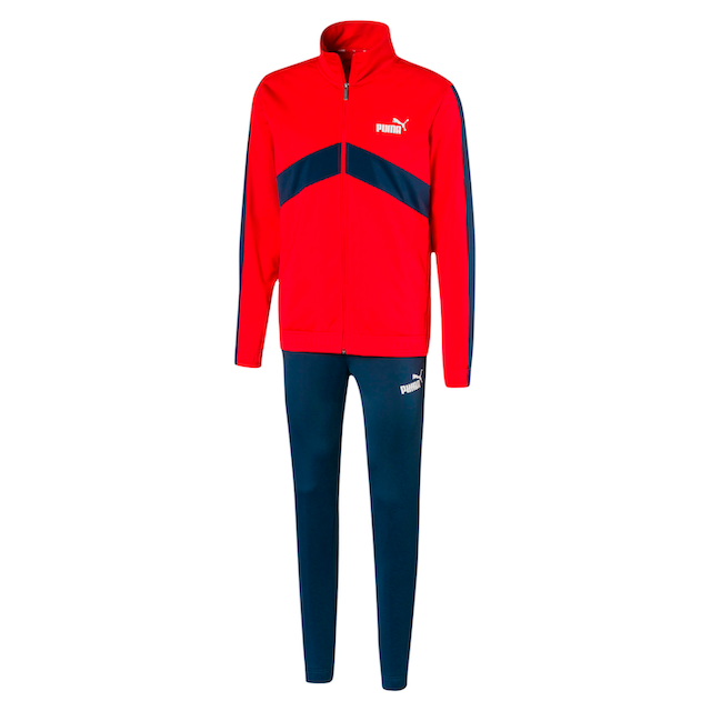 PUMA Trainingsanzug »Classic Tricot Suit« (Set, 2 tlg.)