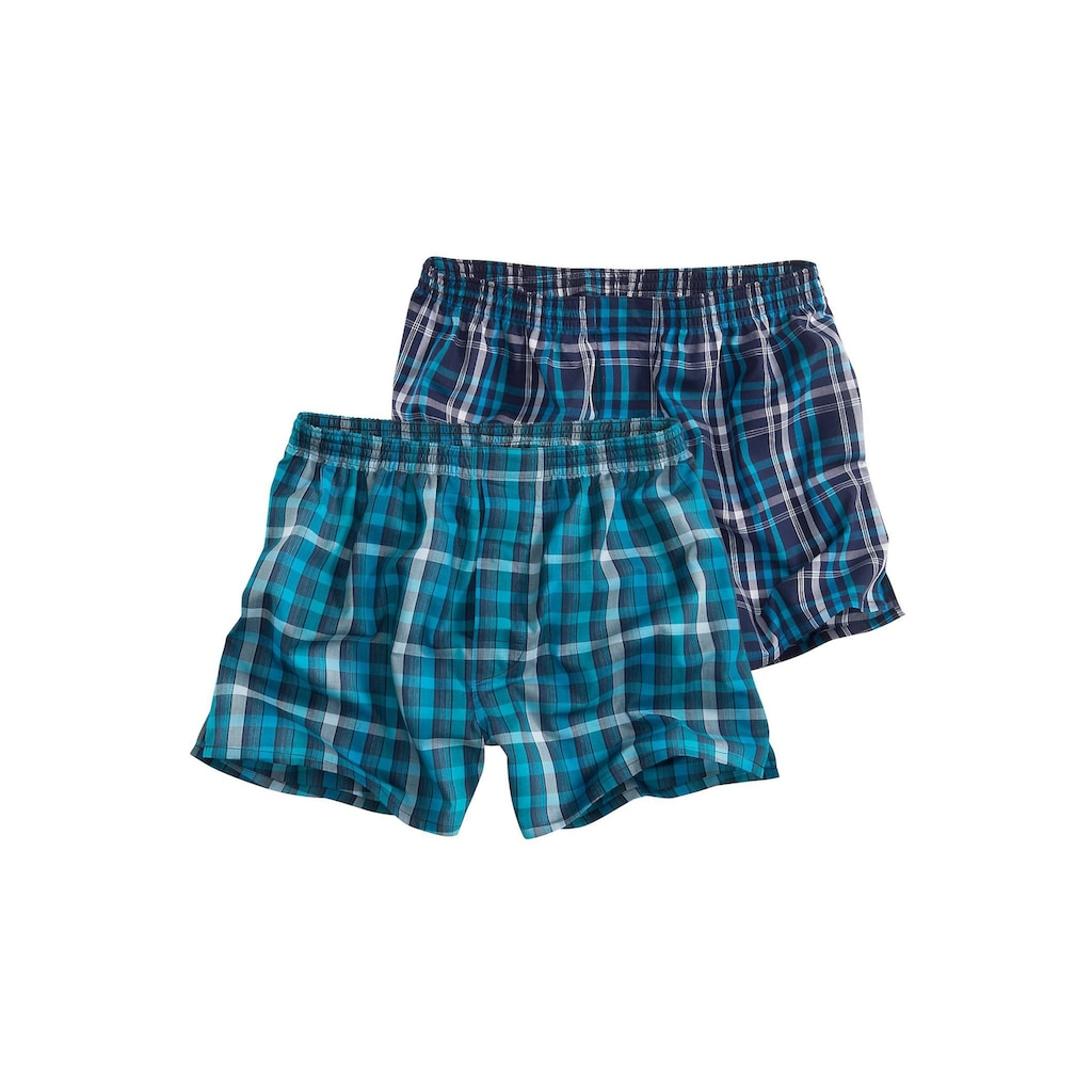 le jogger® Boxershorts, in bequemer Passform