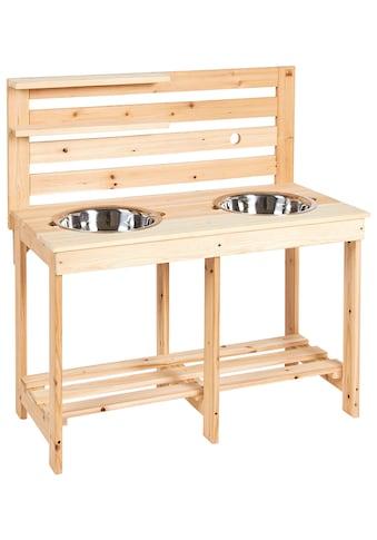 Pinolino® Spielküche »Matschküche Paul«, BxTxH: 90x44x94 cm kaufen