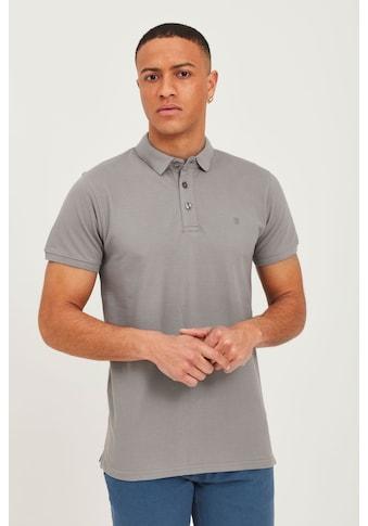 Indicode Poloshirt »Rebbert«, Poloshirt im klassischen Schnitt kaufen