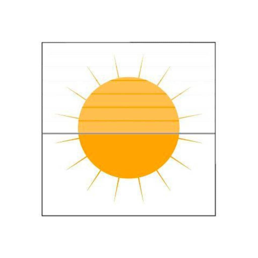 Plissee nach Maß, »Young Style - Batic«, sunlines, Lichtschutz, mit Bohren, verspannt