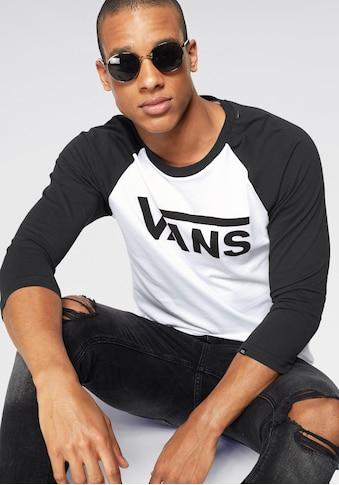Vans Langarmshirt »VANS CLASSIC RAGLAN« kaufen