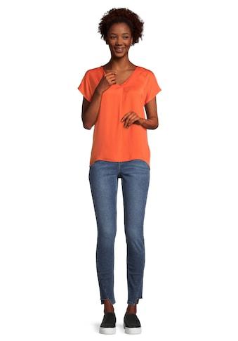 Cartoon V-Shirt »unifarben« kaufen