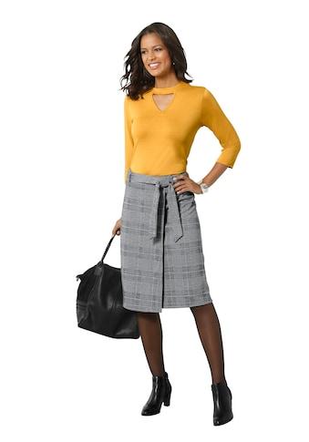 Lady Shirt mit 3/4 - Ärmeln kaufen