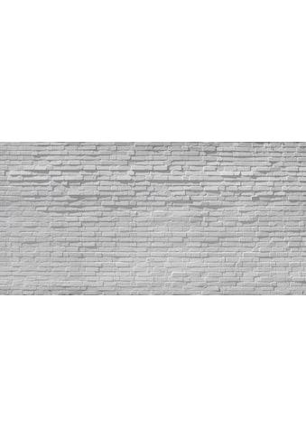 Architects Paper Fototapete »Brick White«, Backstein Mauer, Vlies, glatt kaufen