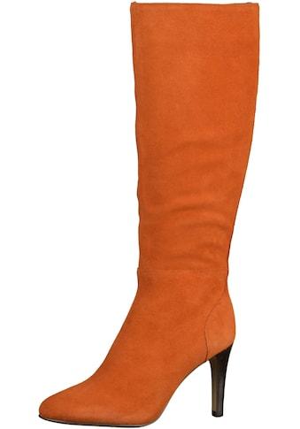 Mellow Yellow High-Heel-Stiefel »Leder« kaufen