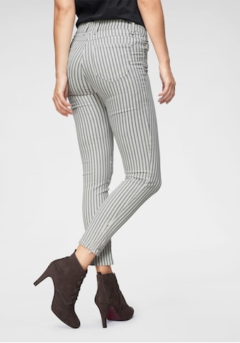 ANGELS Ankle - Jeans »Skinny Ankle Stripe« kaufen