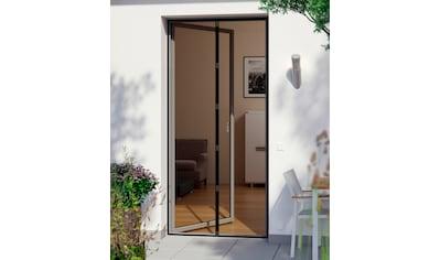 WINDHAGER Insektenschutz - Vorhang »RHINO«, BxH: 95x215 cm, mit Magnetverschluss kaufen