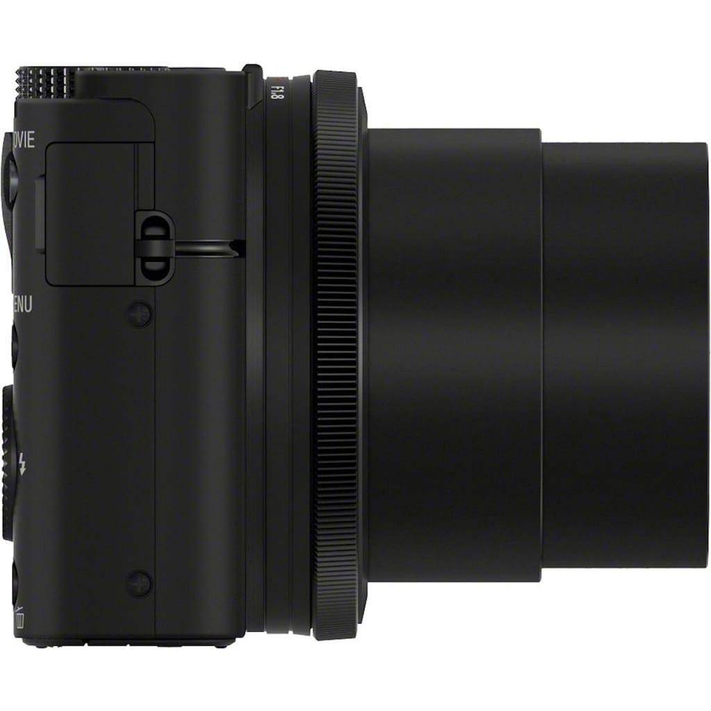 Sony Kompaktkamera »Cyber-Shot DSC-RX100M1«, Vario-Sonnar T*-Objektiv 10,4-37,1 mm, Schwenkpanorama-Aufnahmen mit bis zu 360 Grad