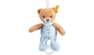 Steiff Spieluhr »Schlaf-gut-Bär Spieluhr, blau« kaufen