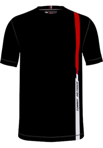 Tommy Hilfiger Sport Trainingsshirt »VERTICAL LOGO SEASONAL TEE« kaufen