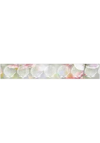 MySpotti Fensterfolie »Look Shells white«, halbtransparent, glattstatisch haftend, 200... kaufen