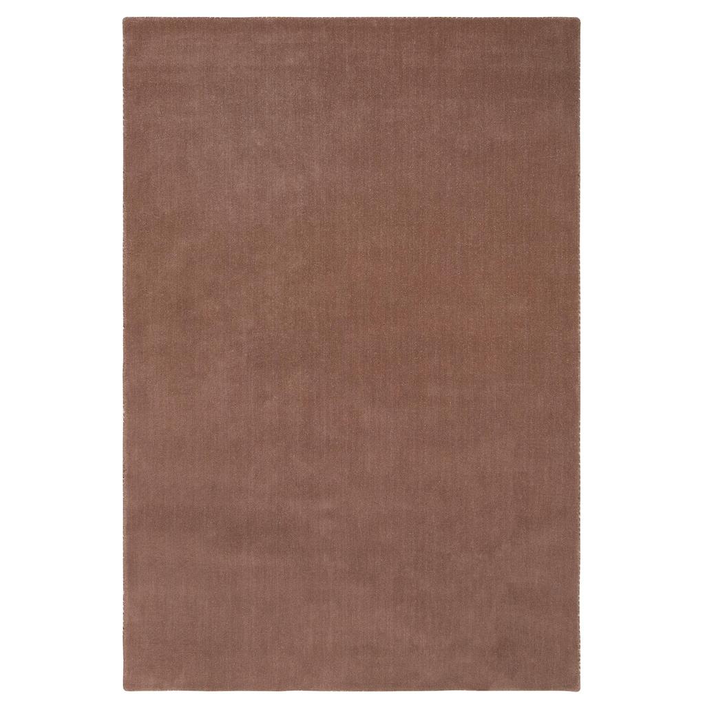 Wollteppich, »Jescha«, My HOME, rechteckig, Höhe 13 mm, handgewebt