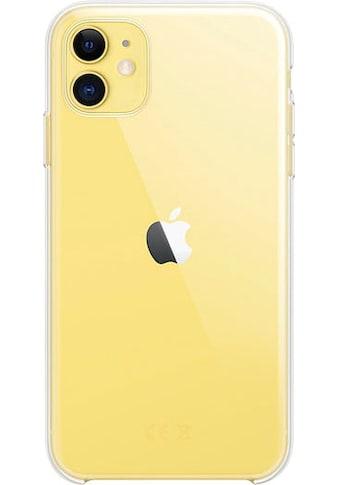 Apple Smartphone - Hülle »iPhone 11 Pro Clear Case« kaufen