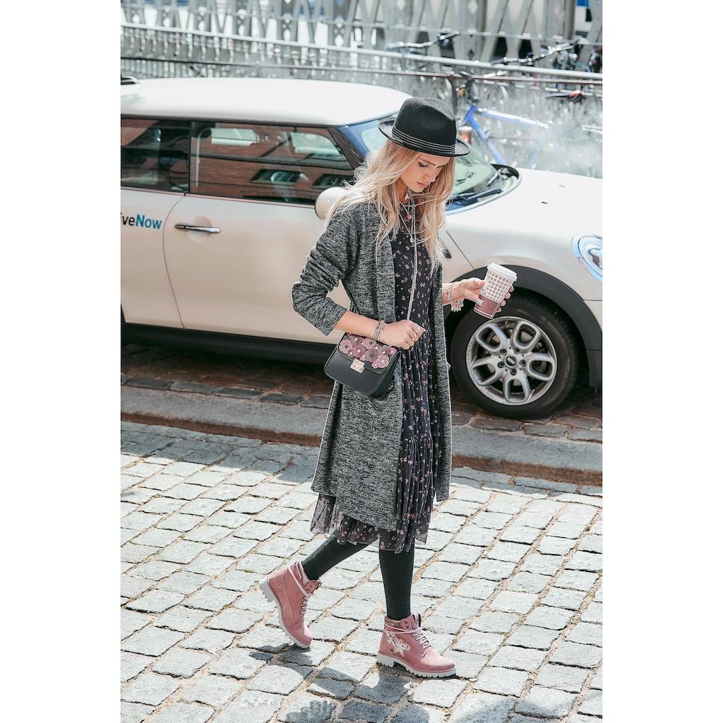 Aniston CASUAL Strickjacke, in Longform
