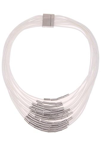 leslii Halskette aus Textil - Bändern kaufen