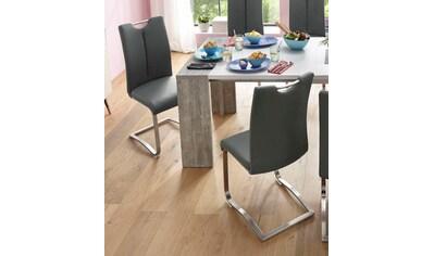 MCA furniture Freischwinger »Artos«, 2er-Set, Stuhl bis 140 Kg belastbar kaufen