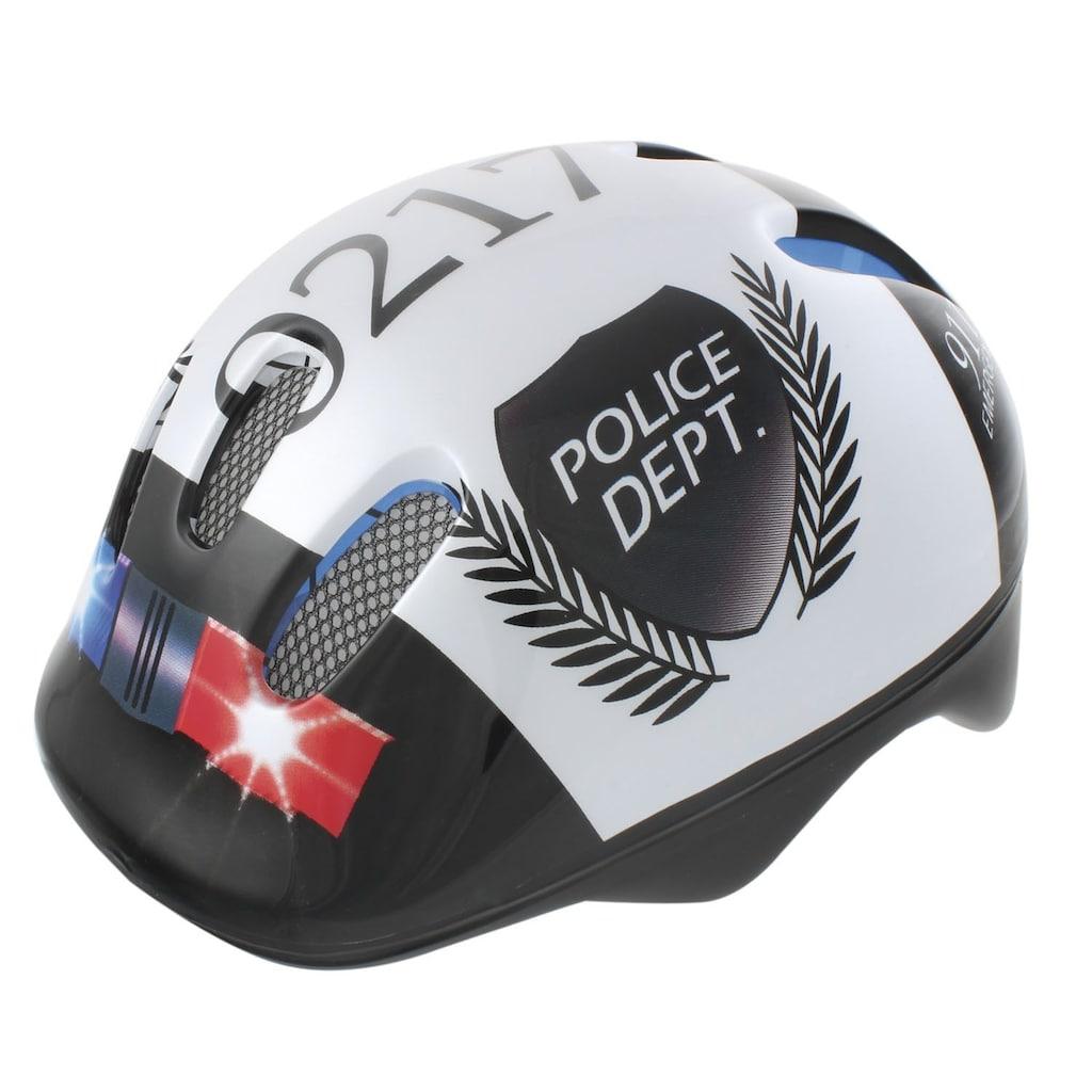 Ventura Kinderfahrradhelm »Police«