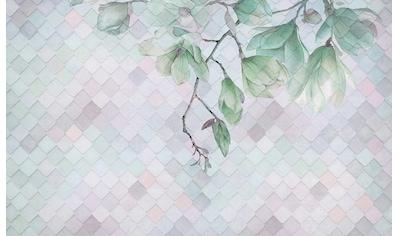 Consalnet Vliestapete »Ast mit Blüten«, floral kaufen