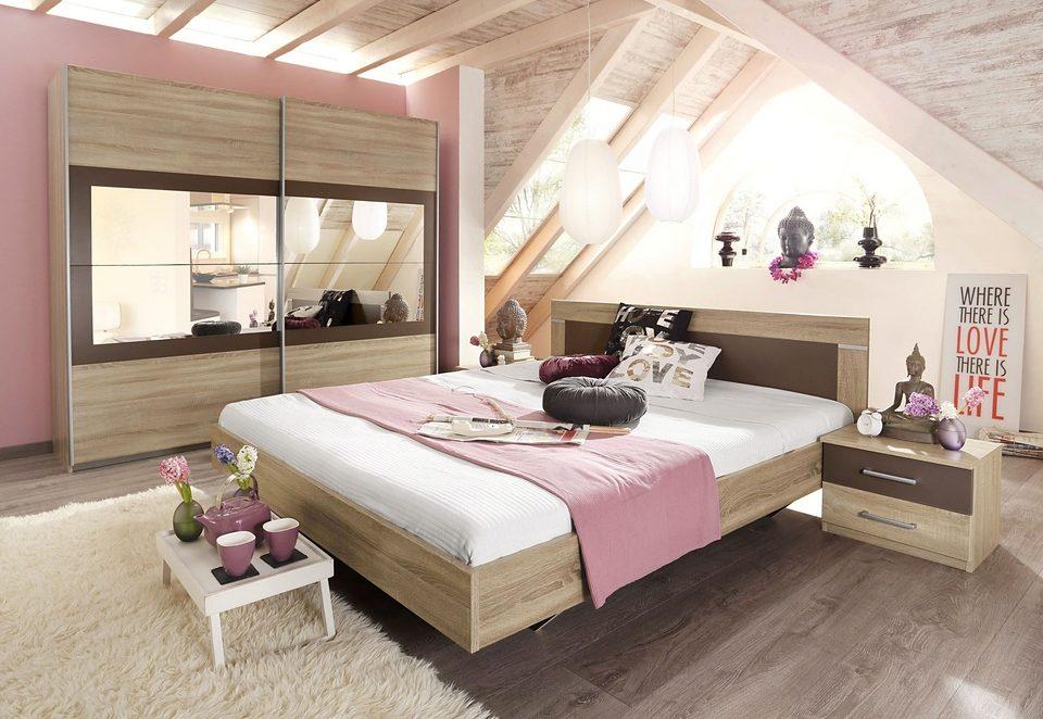 rauch Schlafzimmer-Set Venlo (Set 4-tlg)