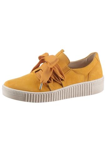 Gabor Slip-On Sneaker, mit Ziersteppung kaufen