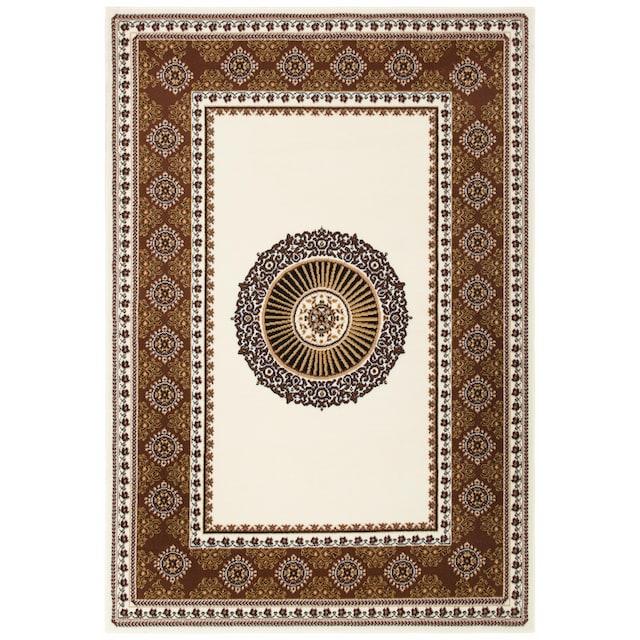 Teppich, »Shari«, DELAVITA, rechteckig, Höhe 7 mm, maschinell gewebt