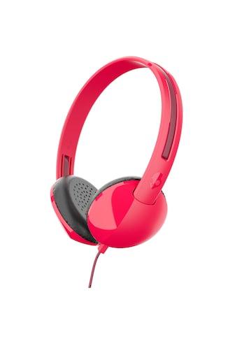 Skullcandy Headset »STIM LH20 W/MIC 1 RED/BURGUNDY/RED« kaufen