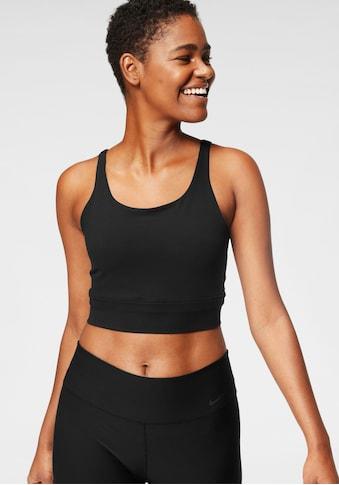 Nike Yogatop »The Nike Yoga Luxe Crop Tank« kaufen