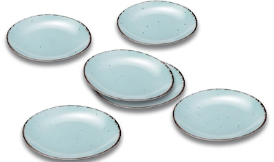 ARTE VIVA Dessertteller »Puro«, (Set, 6 St.), aus Steinzeug, vom Sternekoch Thomas... kaufen